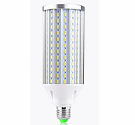 Недорогие -45W E26/E27 LED лампы типа Корн G80 210LED SMD 5733 1400-1500 lm Тёплый белый Холодный белый К Декоративная AC 220-240 V