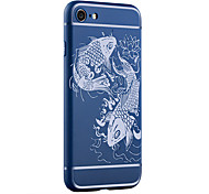 For Apple iphone 7/iphone 7 Plus/iphone 6s/iphone 6s Plus/iphone 6/iphone 6 plus/iphone SE/iphone 5s/iphone 5 Fish Frosted TPU Mobile Phone Cases