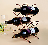cheap -Wine Rack Cast Iron, Wine Accessories High Quality CreativeforBarware cm 0.15 kg 1pc
