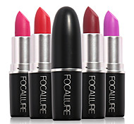 FOCALLURE 18 Colors Waterproof Easy to Wear Velvet Matte Lipstick