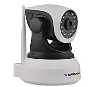 VStarcam® 1.0 MP IP Camera with IR-cut 128 Day Night Motion Detection Dual Stream Remote Access Plug and play