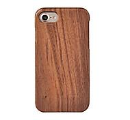 Для Защита от пыли Кейс для Задняя крышка Кейс для Имитация дерева Твердый Дерево для AppleiPhone 7 Plus / iPhone 7 / iPhone 6s Plus/6