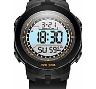 SANDA Kid's Smart Watch Sport Military Style Waterproof Sport Japanese Quartz Watches Shock  Relogio Digital Watch