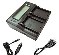 ismartdigi lpe5 LCD Dual зарядное устройство с зарядки в автомобиле кабель для Canon EOS 500D 1000D 450D камеры Аккумуляторы
