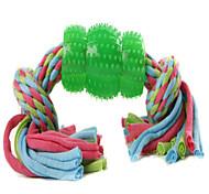 Игрушка для собак Игрушки для животных Игрушка для очистки зубов Веревка