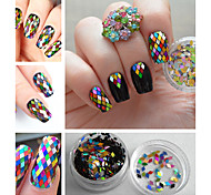 cheap -1pcs Glitter & Poudre Sequins Glitters Fashion High Quality Daily