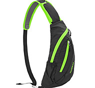 15 L Sling & Messenger Bag Shoulder Bag Chest Bag for Climbing Leisure Sports Cycling/Bike Camping & Hiking Sports Bag Waterproof