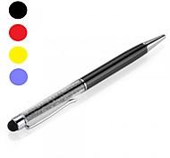 szkinston новый стиль серии емкостный сенсорный экран стилусом ручка гальванической обработки металлов емкости пера для iphone / Ipod /