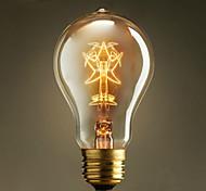 cheap -A19 Pentagram 220V-240V 40W Edison Bulbs Mainstream European And American Vintage Coffee Light Bulbs