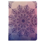 cheap -Case For Samsung Galaxy Tab A 9.7 Tab A 8.0 with Stand Flip Full Body Cases Mandala Hard PU Leather for Tab E 9.6 Tab A 7.0 (2016) Tab A