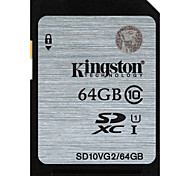 cheap -Kingston 64GB SD Card memory card UHS-I U1 Class10