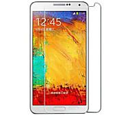 abordables -Protector de pantalla Samsung Galaxy para Note 4 Vidrio Templado Protector de Pantalla Frontal Alta definición (HD)