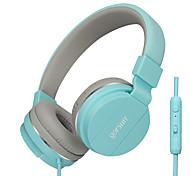 Нейтральный продукт GS-779 Наушники с оголовьемForМедиа-плеер/планшетный ПК / Мобильный телефон / КомпьютерWithС микрофоном / DJ /