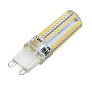 G9 LED Corn Lights T 104 leds SMD 3014 Warm White Cold White 600lm 3500/6000K AC 220-240V