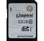 cheap -Kingston 32GB SD Card memory card UHS-I U1 Class10