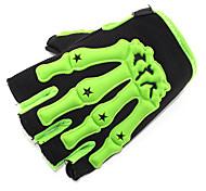 Недорогие -Спортивные перчатки Перчатки для велосипедистов Тактические боевые перчатки Быстровысыхающий Пригодно для носки Дышащий Тактический Без