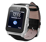 cheap -Smartwatch Water Resistant / Water Proof Video Camera Heart Rate Monitor Audio GPS Hands-Free Calls Message Control Camera Control