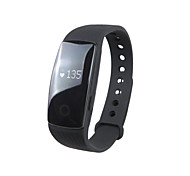 ID107 Smart Bracelet Watch Heart Rate Monitor Bluetooth4.0 Wristband For Android IOS