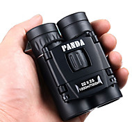 PANDA 22X25 Binoculars High Definition Generic Carrying Case Roof Prism Military Spotting Scope General use Hunting Military BAK4