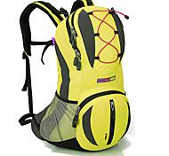 Недорогие -40 L рюкзак Отдых и Туризм Охота Восхождение Спорт в свободное время Велосипедный спорт / Велоспорт Для школы Путешествия