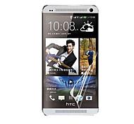 HD экран протектор с пыле-поглотителя для HTC One / M7 (5 шт)