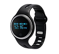 E07 New Bluetooth Movement IP67-Level Waterproof Step Health Monitoring Wechat Internet Sleep Analysis To Remind Smart Bracelet