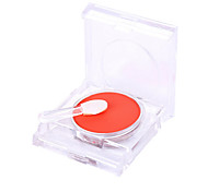 cheap -1 Pcs One Color Pink Rouge Cheek Is Red Naked Makeup Carry Bright Grooming Stereo Highlights Dazzle Bright Color