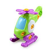Недорогие -Игрушки Вертолет Игрушки Вертолет Творчество Классический и неустаревающий 1 Куски Мальчики Девочки Рождество День рождения День детей