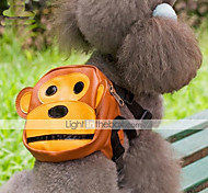cheap -Dog Backpack Dog Clothes Cartoon Fabric Costume For Pets Men's Women's Cute