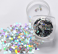 cheap -1pcs Sequins Other Decorations Glitters Fashion Neon & Bright High Quality Daily