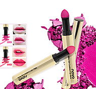 cheap -Lip Gloss Lipstick Wet Stick Coloured gloss Long Lasting Natural
