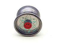Недорогие -Йойо Мячи Игрушки Круглый профессиональный уровень Нержавеющая сталь Металл Мальчики Девочки Куски