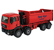 Toy Cars Toys Construction Vehicle Toys Retractable Truck ABS Metal Alloy Plastic Metal Classic & Timeless Chic & Modern Pieces Boys'