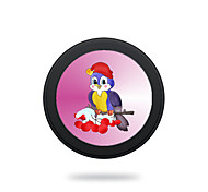 Portable  5V 2A Cute Bird Wireless Charging Pad/Stand for All QI-Enabled Devices Samsung Galaxy S7  S7 Edge S6   S6 EdgeGoogle Nexus 4  5