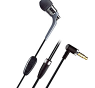 Original JBMMJ-MJ6600 Hight Quality Metal In Ear Headphones In-ear Earphone HD HiFi Headset Good Bass For IPhone XIAOMI Samsung