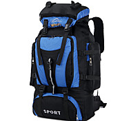 80 L Backpack Rucksack Hiking & Backpacking Pack Travel Duffel Climbing Traveling Snow Sports Running Camping & HikingWaterproof