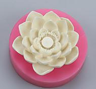 Недорогие -выпечке Mold Цветы Для торта Для шоколада Other конфеты силиконовыйДень Благодарения Антипригарное покрытие Экологичность День рождения