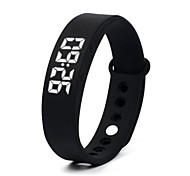 DMDG W55 Smart Bracelet Smartwatch WristbandsWater Resistant / Water Proof Long Standby Calories Burned Pedometers Exercise Record Sleep
