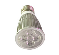 cheap -E14 E27 LED Grow Lights 5 High Power LED 450-550 lm Red Blue K AC85-265 V