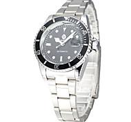 Men's Sport Watch Dress Watch Fashion Watch Wrist watch Mechanical Watch Automatic self-winding Alloy Band Charm Casual Multi-Colored