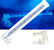Aquários Iluminação de LED Branco Com Interruptor Lâmpada de LED 220V