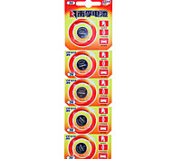 NANFU CR1616 Coin Button Cell Lithium Battery 3V 5 Pack