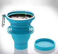 Недорогие -мл силиконовый Фильтр для кофе , капельного кофе производитель Многоразового использования