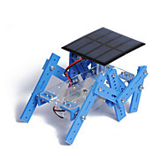 Solar Powered Toys DIY KIT Robot Toys Machine Robot Novelty Solar-Powered DIY Boys' Pieces