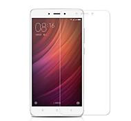 abordables -Protecteur d'écran XIAOMI pour Xiaomi Redmi Note 4 Verre Trempé 1 pièce Ecran de Protection Avant Dureté 9H Haute Définition (HD)