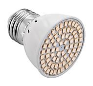 Недорогие -YWXLIGHT® 300-400 lm E26/E27 Растущие лампочки 72 светодиоды SMD 2835 Красный Синий AC 110V AC 220V