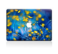 For MacBook Air 11 13/Pro13 15/Pro with Retina13 15/MacBook12  Plant Flowers And Plants Decorative Skin Sticker