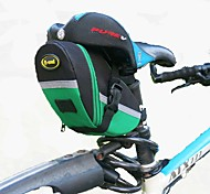 Mountain Bike Package Quick Release Tail Bag Road Car Seat Cushion Saddle Bag Random Color