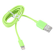 abordables -USB 3.0 Iluminación Adaptador de cable USB Datos y Sincronización Cable Cable de Carga Cable Cargador Normal Cable Para iPad Apple iPhone
