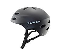 Универсальные Велоспорт шлем 10 Вентиляционные клапаны Велоспорт Горные велосипеды Велосипедный спорт Восхождение Лыжи Скейтбординг S: